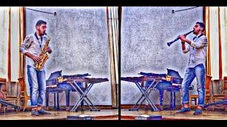 Edith Piaf - La vie en rose (Saxophone and Clarinet cover)