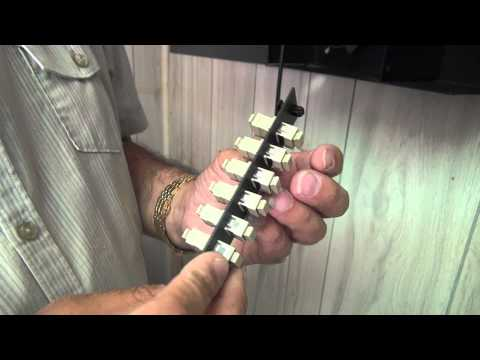 Video: How to Install a Pre-terminated Fiber Optic Assembly (Easy Installation)