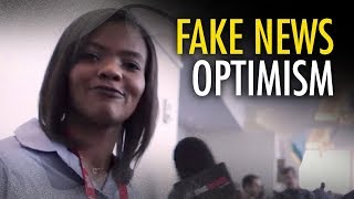 Candace Owens: Why #FakeNews is good news for conservatives