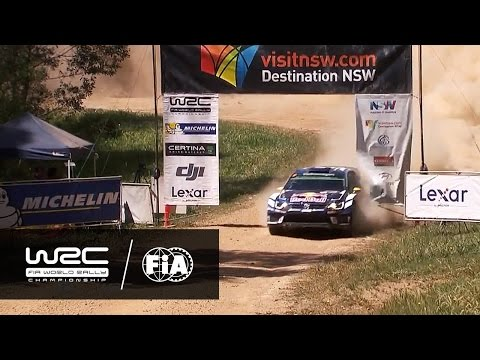 WRC - Kennards Hire Rally Australia 2016: HIGHLIGHTS Power Stage SS23
