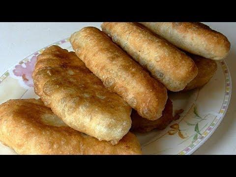 Самое быстрое тесто для пирожков с любой начинкой. онлайн видео
