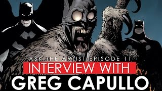 INTERVIEW WITH GREG CAPULLO: On How NOT To Talk To Editors & Where He Tweets You From