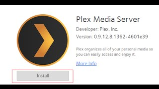 How to Install and Confige Plex onto Netgear ReadyNAS | VIDEO TUTORIAL