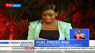 Fuel prices increase in the latest review