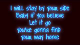 Jay Sean - Home [LYRICS ON SCREEN]