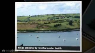 preview picture of video 'Charles Fort in Kinsale Thehills's photos around Kinsale, Ireland (kinsale hike charles fort)'