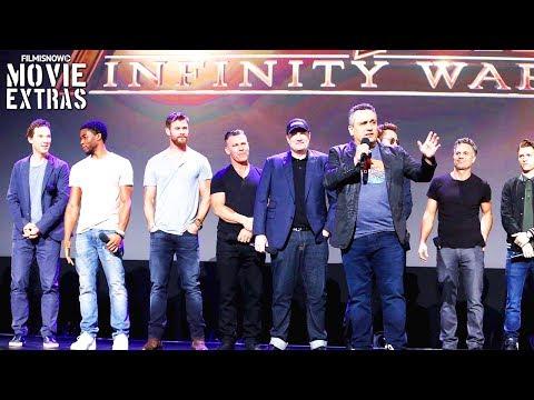 Disney, Marvel Studios & Lucasfilm Live Action Full Panel Presentation D23 Expo 2017