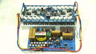 driver power amplifier yiroshi new version