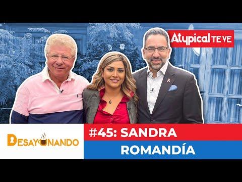 SANDRA ROMANDÍA REVELA CORRUPCIÓN en la 4T | DESAYUNANDO con ALAZRAKI y JAVIER LOZANO Atypical Te Ve