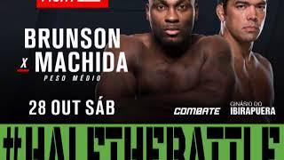 UFC Sao Paulo: Machida vs Brunson Bets, Picks, Predictions on Half The Battle