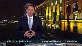 LIVE: Sondersendung Zur Landtagswahl In Hessen