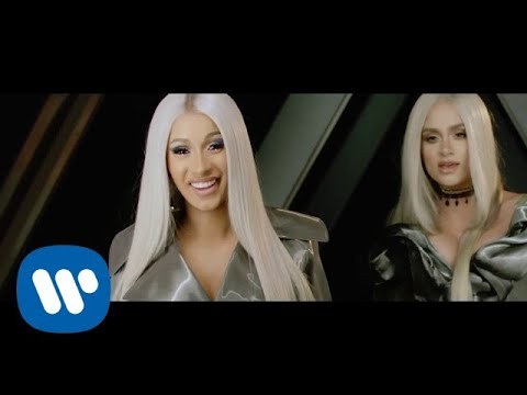 Cardi B - Ring (feat. Kehlani) [Official Video] - Cardi B