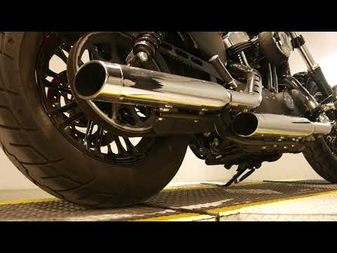 2018 Harley-Davidson Forty-Eight® in Coralville, Iowa - Video 1