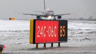 Историческое событие! В аэропорту Шереметьево после ремонта открылась ВПП-1