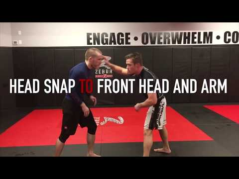 Front Head and Arm Series