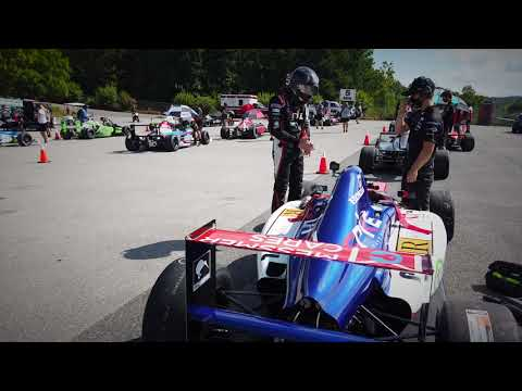Yeany Wins Opening F4 Round at Barber (Highlights)