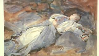 John Singer Sargent: The Watercolors