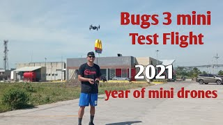 Is the Bugs 3 mini still relevant this 2021?? mjx bugs 3 mini maiden flight! very nice and nimble