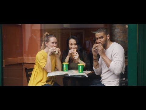 Subway Commercial (2017 - 2018) (Television Commercial)