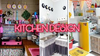 MODERN KITCHEN IDEAS: KITCHEN DESIGN For Your Home/ Simple But Eye Catching By Juvys Ojepse Diary