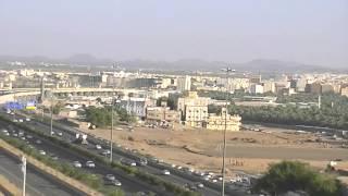 preview picture of video 'مشهد رائع جدا  للمدينة المنورة'