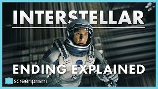 Interstellar: Ending Explained