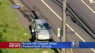 Two Children Among Four Pedestrians Struck In Rockland County