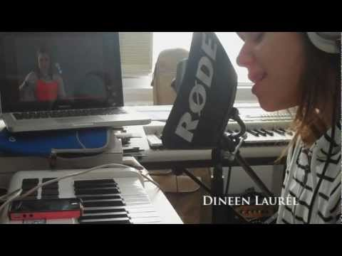 Dineen Laurél - Someone Like You (Cover)