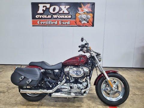 2014 Harley-Davidson 1200 Custom in Sandusky, Ohio - Video 1