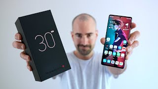 ZTE Axon 30 Ultra 5G - Extended Unboxing, Gaming & Camera Test!