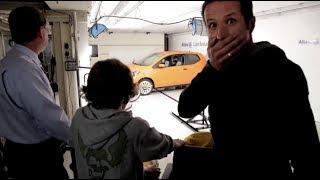 Video Film Willi Weitzel hat's geschnallt – Fahrradfahren: Immer mit Helm!