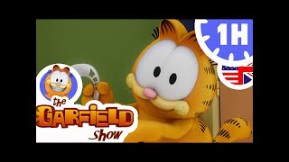 THE GARFIELD SHOW   1 Hour   New Compilation #06