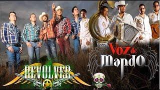 Voz de Mando VS Revolver Cannabis (Voces DELrancho) (Disco completo)