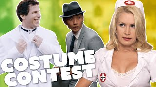COSTUME CONTEST! | The Office, Brooklyn Nine-Nine & More | Comedy Bites