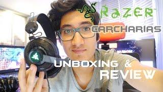 KuroX- Razer Carcharias Headset Unboxing & Review