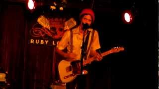Joshua James - Feel The Same @ Manchester Ruby Lounge