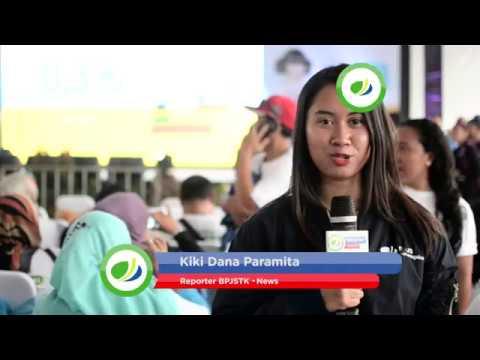 BPJSTK NEWS - Peluncuran Penggerak Jaminan Sosial Indonesia (PERISAI) (05/02/2018)