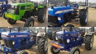 Farmtrac champion 41 ya Massey 241 aapki pasand - Most Popular Videos