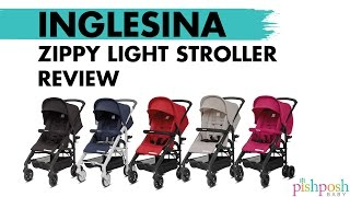 Inglesina Zippy Light Stroller Bewertung