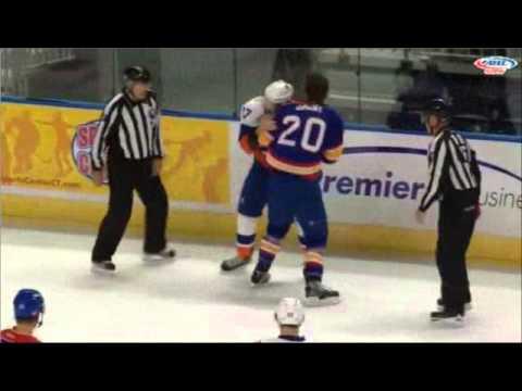 Nick Larson vs. Alex Grant