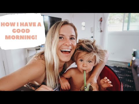 How I Have a Good Morning Routine in 2020 | Britnee Kent
