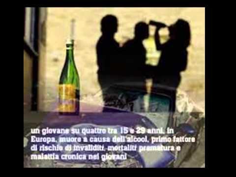 Guardare la codificazione da alcolismo di video
