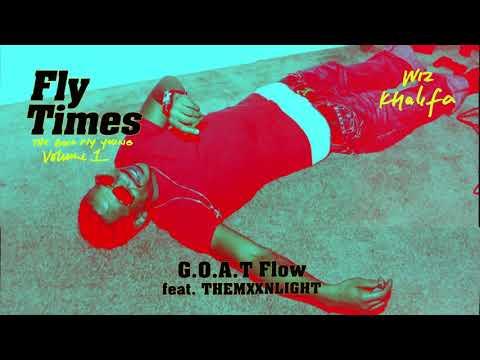 """Wiz Khalifa – """"G.O.A.T Flow"""" feat. THEMXXNLIGHT"""