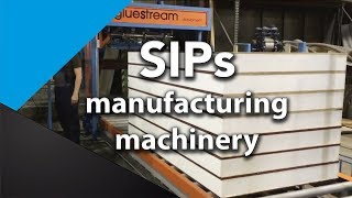 SIPS FABRICATION LINE