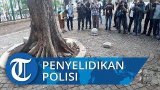 Polda Metro Jaya Telusuri Temuan Granat Asap yang Meledak di Monas