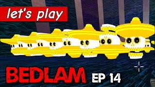 March Of The Skulls: Bedlam Finale Part 2 | Let's Play Bedlam Ep 14 | Early Access PC Gameplay