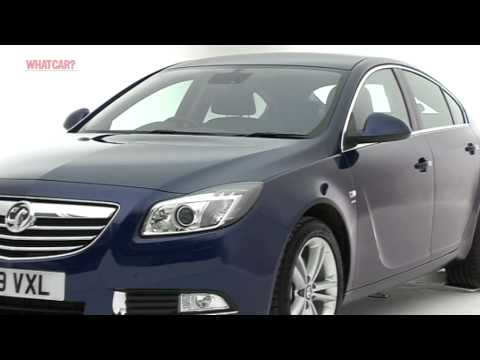 Vauxhall Insignia review - What Car?