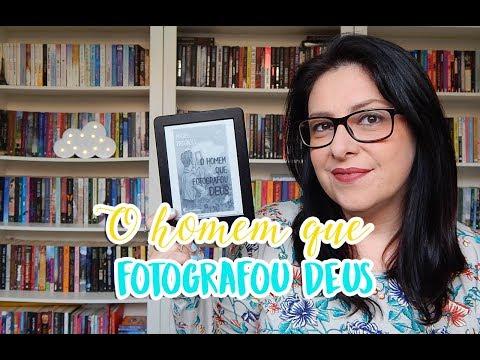 [Dica de leitura] O homem que fotografou Deus - Maciel Brognoli | Ju Oliveira