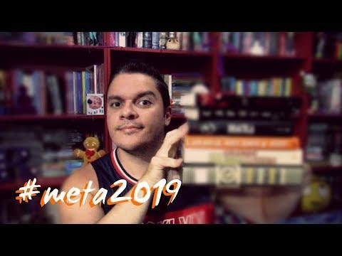 Meta de leitura 2019