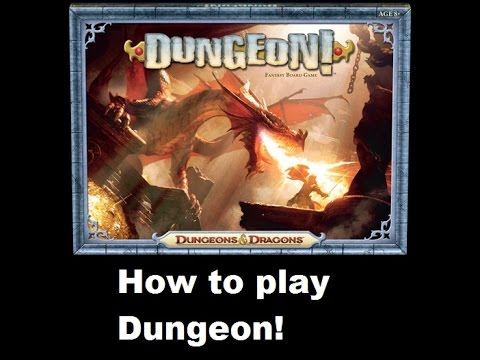 How to play Dungeon!